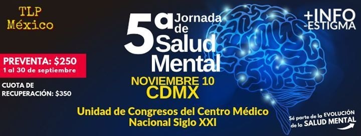 5 Jornada de Salud Mental y Expo Salud Mental