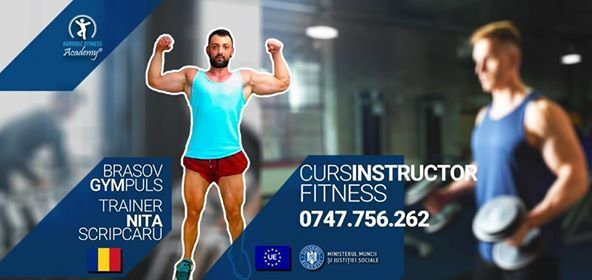 Oferta Curs Instructor Fitness & Personal Trainer in Brasov