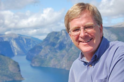 An Evening with Rick Steves