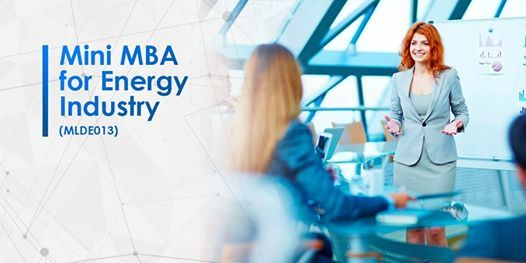 Mini MBA for Energy Industry