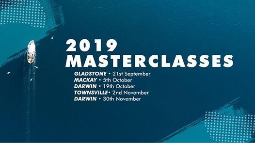 Townsville - Saltwater Barramundi Masterclass Seminar