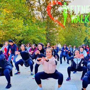 FitnessWalk Milano al Parco Forlanini
