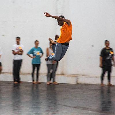 La fabriQUE des priphriQUEs  Ecole de la Mare Rio de Janeiro
