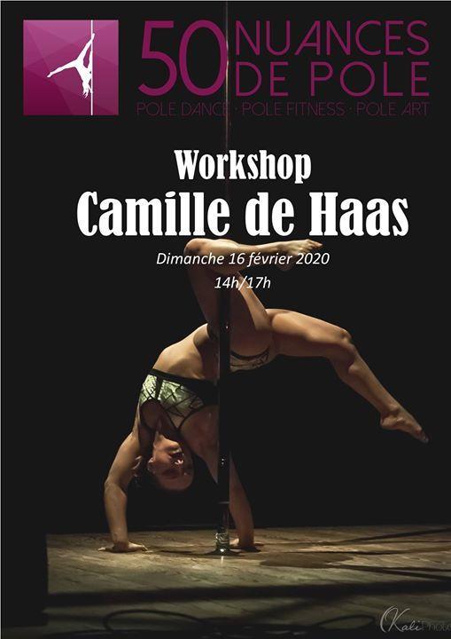Workshop Camille de Haas Amiens