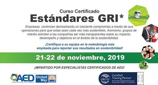 Curso Certificado - Estndares GRI