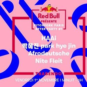 Red Bull prsente Pitchfork Paris After Party 1