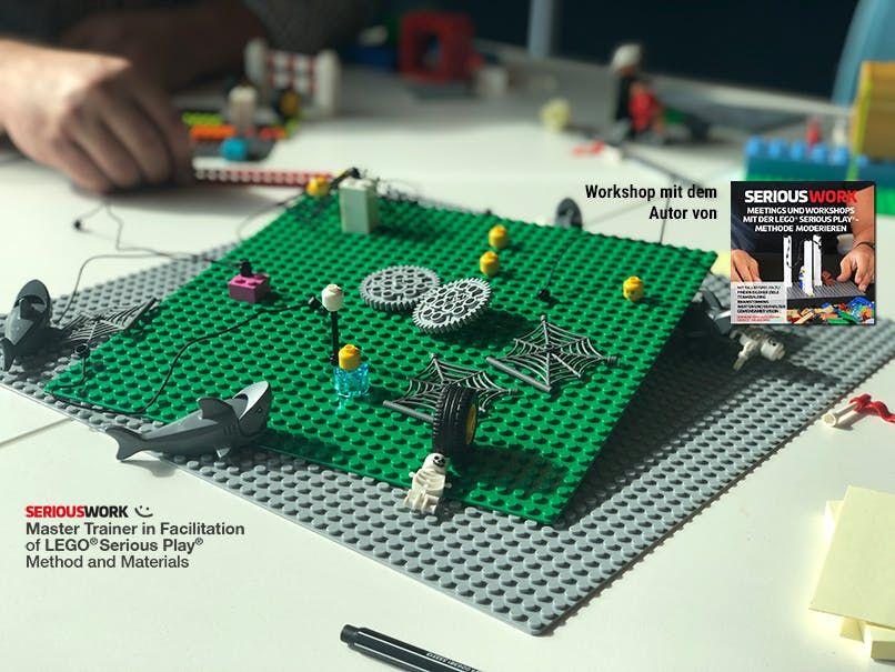 LEGO SERIOUS PLAY Digitalisierung-Fluch oder Segen fr Mitarbeiter&Kultur