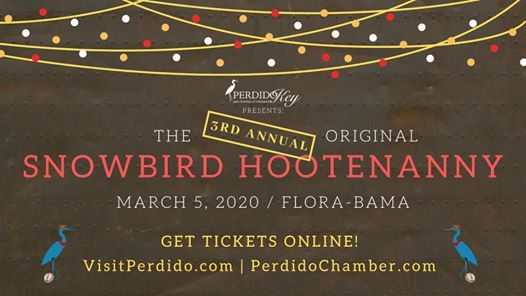 The 3rd Annual Snowbird Hootenanny