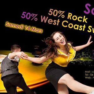 Soire Rock & West Coast Swing