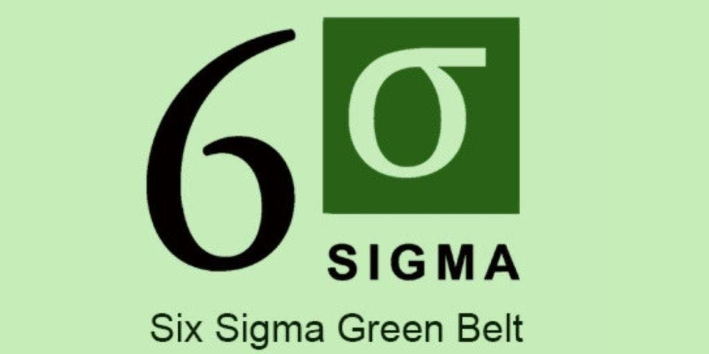 Lean Six Sigma Green Belt (LSSGB) Certification in Pittsburgh PA
