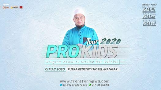 Prokids Tour - Perlis