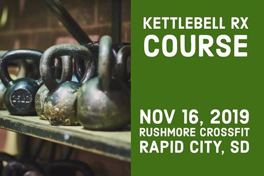 Kettlebell Rx 1.0 Course  Rapid City SD