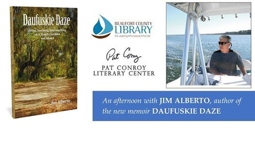 An Afternoon with Jim Alberto author of Daufuskie Daze