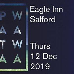 Patawawa live at Eagle Inn Salford