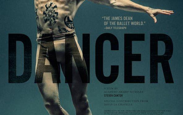 Dancer - Encore Screening - Tue 12th November - Newtown Sydney
