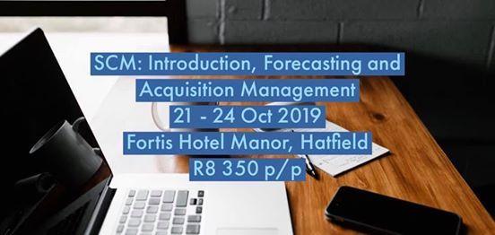 Supply Chain Management - Skills Programme