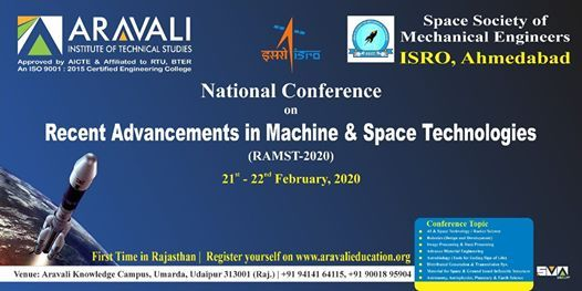 National Conference With ISRO