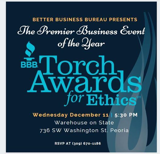 2019 Torch Award for Business Ethics