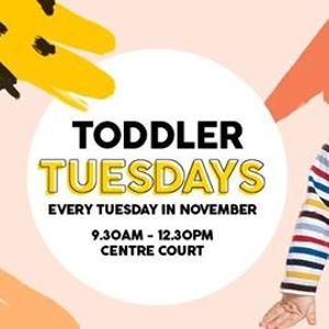 Toddler Tuesdays Building Fun with Fairy Anna