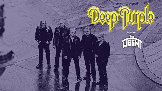 Deep Purple I Krnten Halle - Messe Klagenfurt