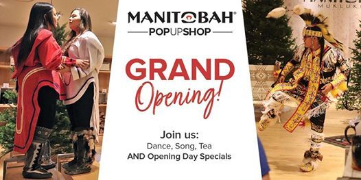 Rideau Pop-Up Shop Grand Opening