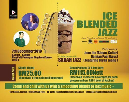 Ice Blended Jazz