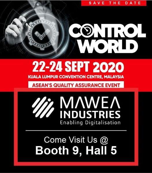 Control World Expo 2020