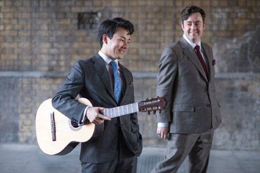 Ben Johnson and Sean Shibe A Music Network Concert