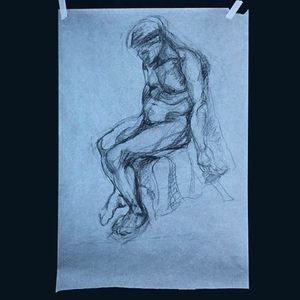 6 Week Life Drawing Course with Zoe Robinson