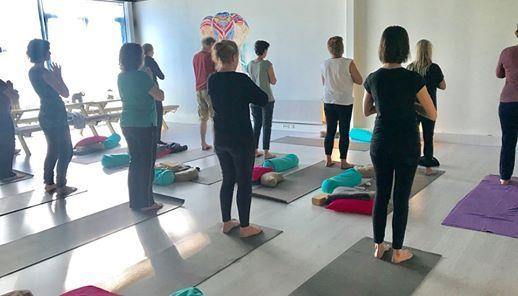 Gratis Yogaproeverij (introductietraining yoga & adem)