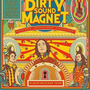 Boothill live Dirty Sound Magnet (CH rock)