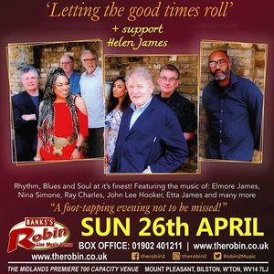 The Robin 2 presents The Rhythm Kings