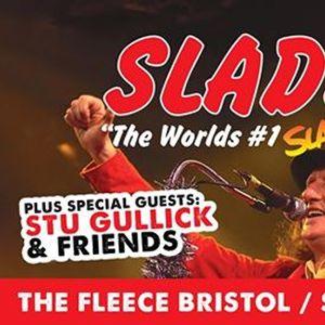 Slade UK  Stu Gullicks Xmas Band at The Fleece Bristol