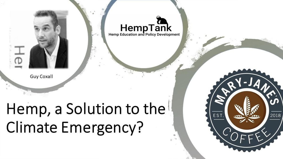 Hemp a Solution to the Climate Emergency