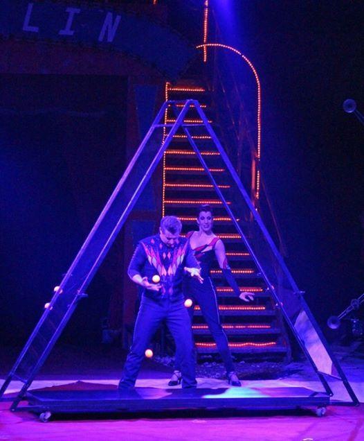 Les Artistes font leur Cirque