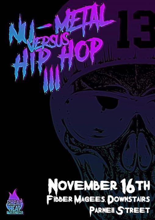 Nu Metal VS Hip Hop III