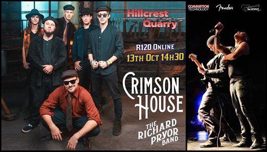 Crimson HOUSE Album Launch - Hillcrest Quarry