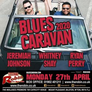 The Robin 2 presents Blues Caravan 2020.