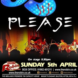 The Robin 2 presents Yes Please (A tribute to Yes)