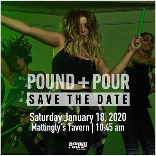 Pound & Pour at Mattinglys Tavern