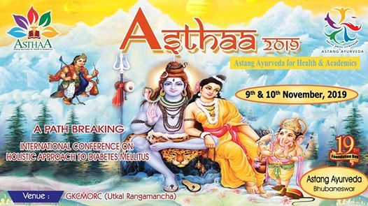 Asthaa2019 - International Conference On Diabetes Mellitus