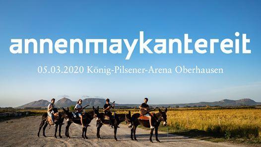 AnnenMayKantereit  Oberhausen  Knig-Pilsener-Arena