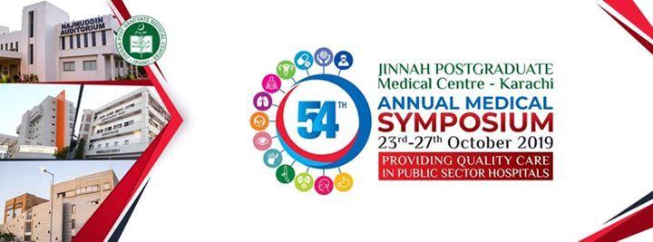 54th JPMC Annual Medical Symposium