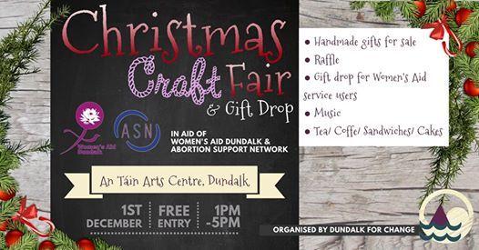 Christmas Craft Fair & Gift Drop
