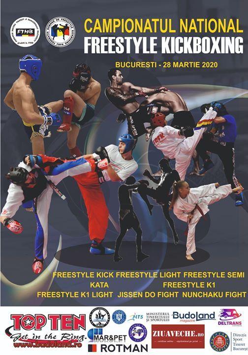 Campionatul Naional de Freestyle Kickboxing