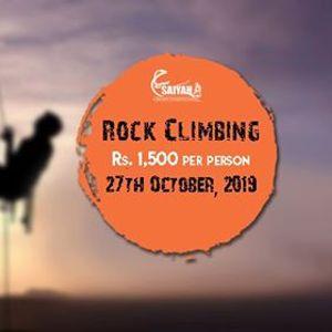 Rock Climbing Day At Jasmine Corner