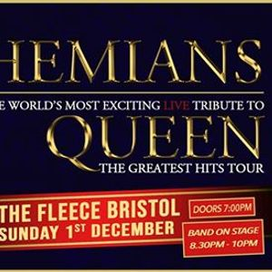 The Bohemians - A Tribute To Queen at The Fleece Bristol
