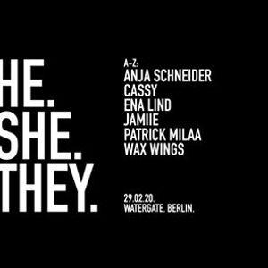 He.She.They with Anja Schneider Cassy Ena Lind Jamiie