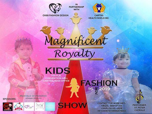 Magnificent Fashion Show 2019