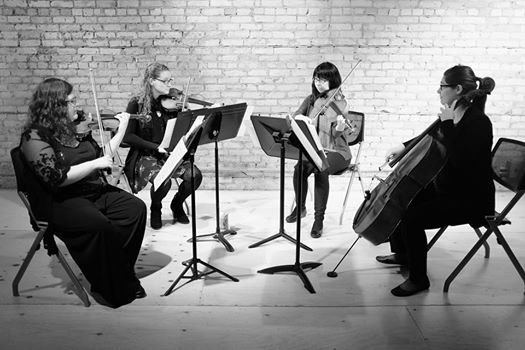 Music in the Chapel Mill City String Quartet